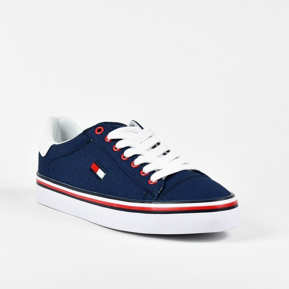 57cd8006 Tommy Hilfiger Shoes | New Womens Fressian Laceup Sneakers | Poshmark